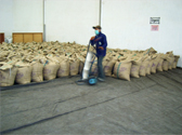 Fill Jute Bags FTO Coffee